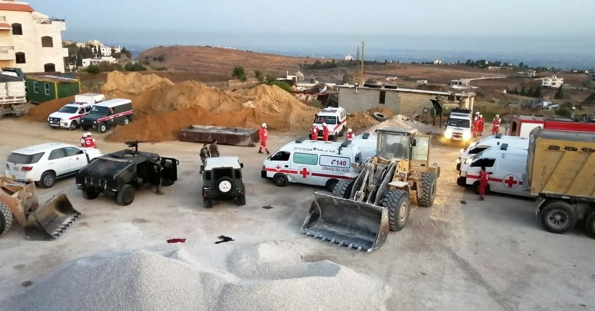 At Least 28 Killed In Lebanon Fuel Tank Explosion Health Officials Reuters