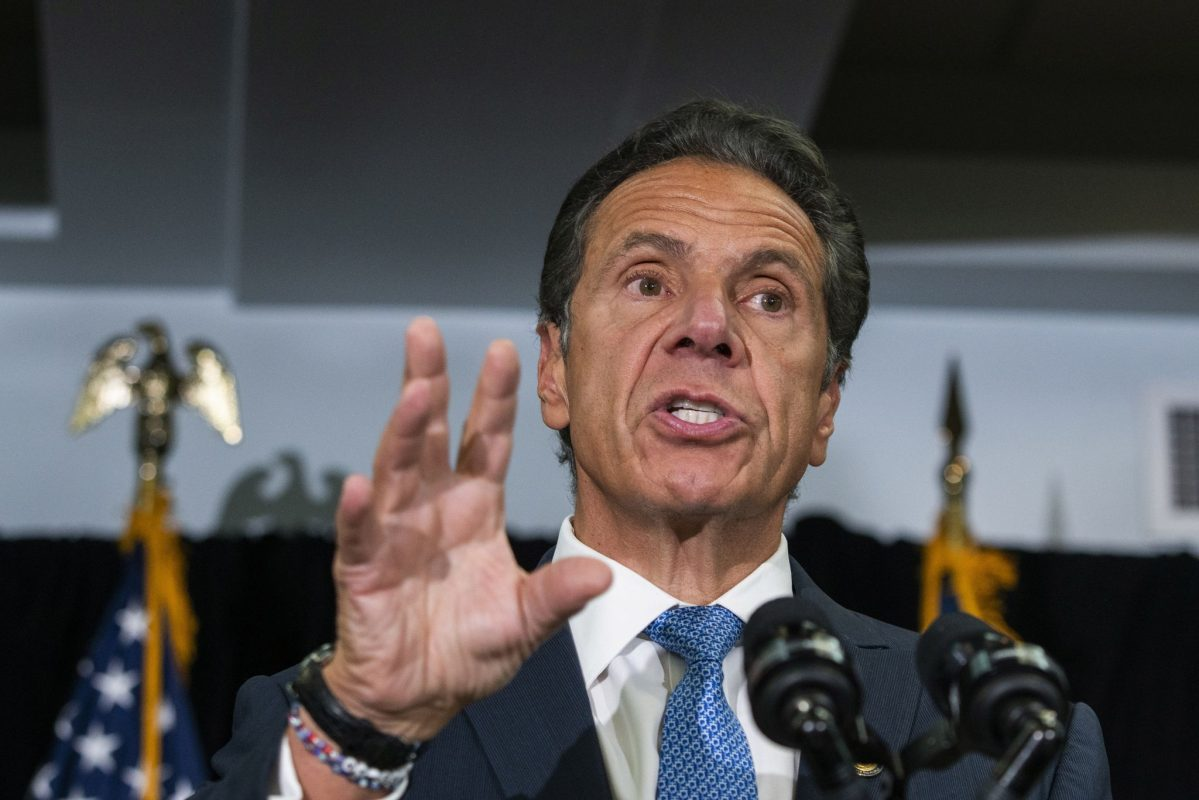 Cuomo Mandates Vaccines For Health Care Workers By Sept 27 Times Union 1199x800