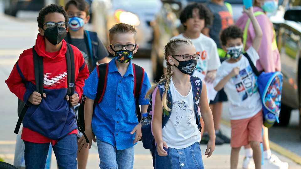 Local Health Departments Recommend Universal Mask Wearing In K 12 Schools Wkbn Com 12