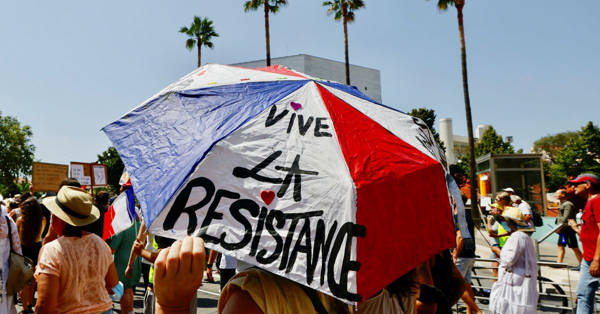 Protesters In France Denounce Covid Health Pass Rules For Fifth Weekend Reuters