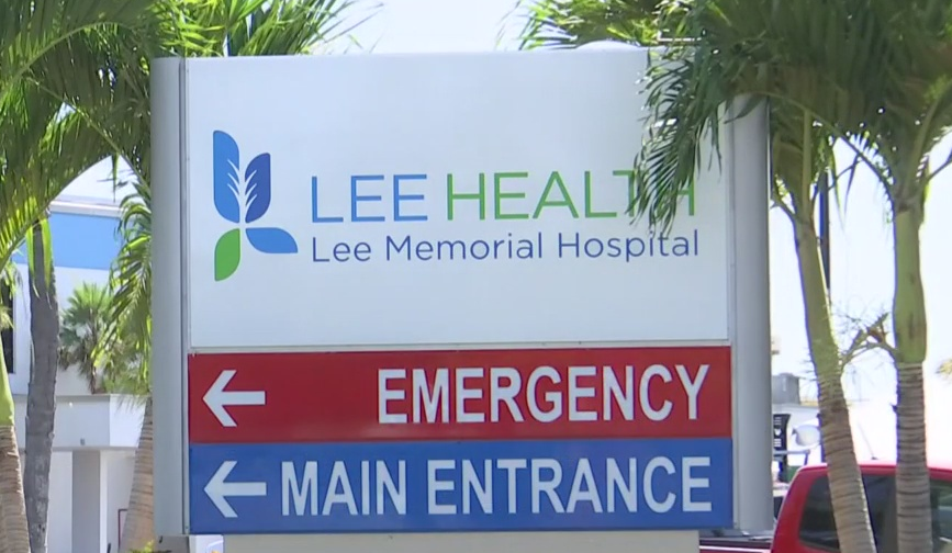 Record Number Of Covid 19 Hospitalizations At Lee Health With 571 Patients Tuesday Wink News