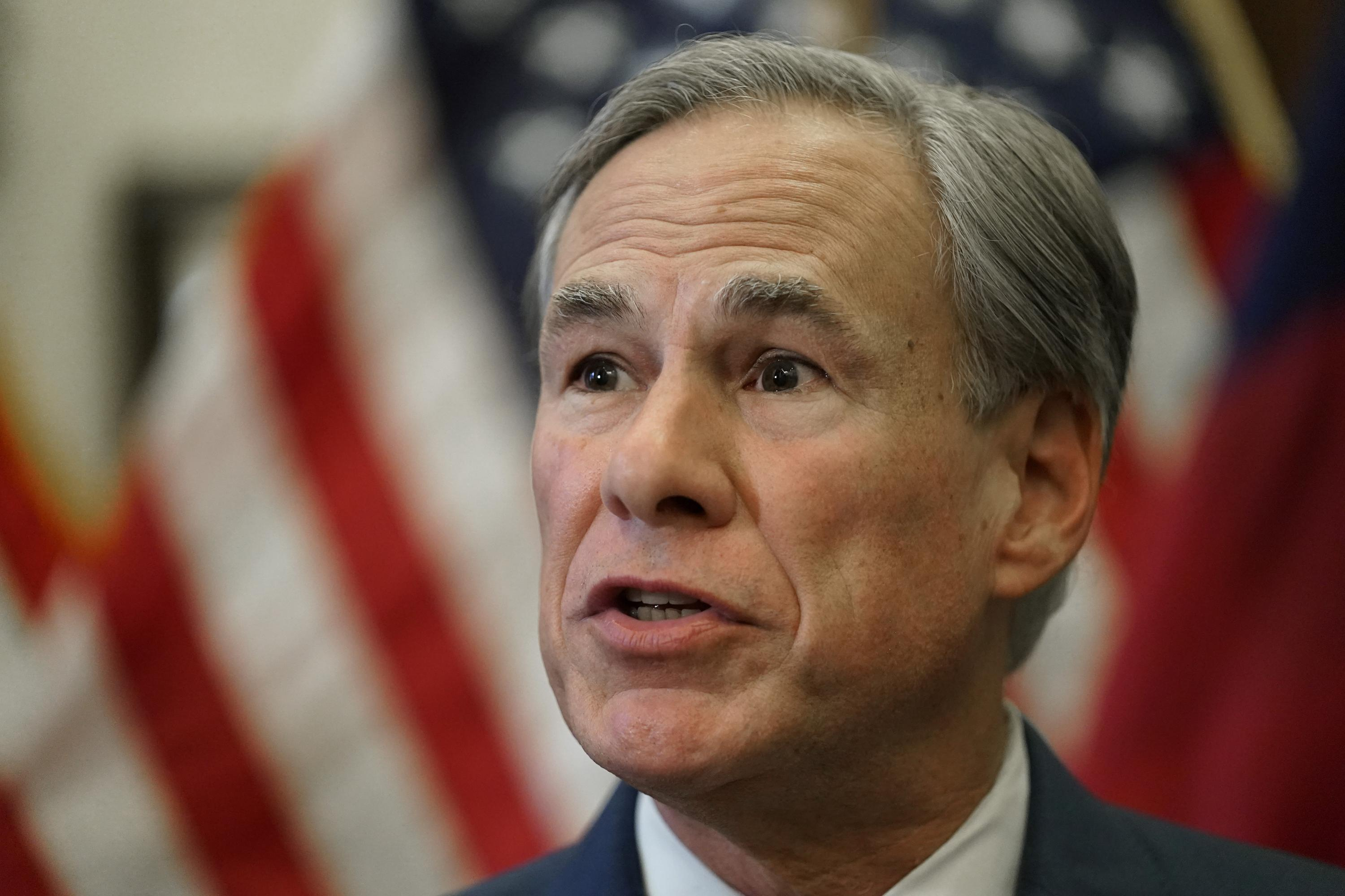 Texas Governor Tests Positive For Covid 19 In Good Health Associated Press