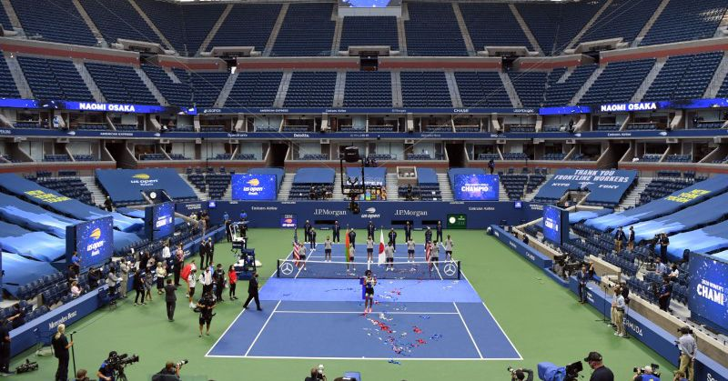 U S Open Unfolds Amid A New Era For Players Mental Health Reuters