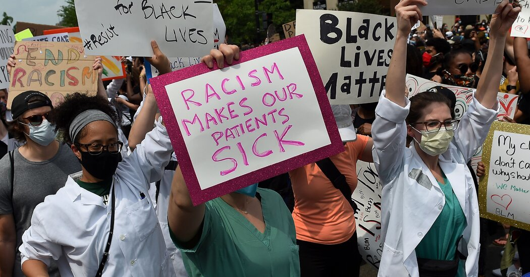 Why Racial Inequities Still Persist In Health Care The New York Times